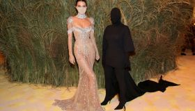 The 2021 Met Gala Celebrating In America: A Lexicon Of Fashion - Inside