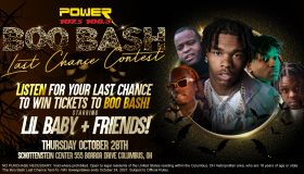 Boo Bash ticket giveaway wckx